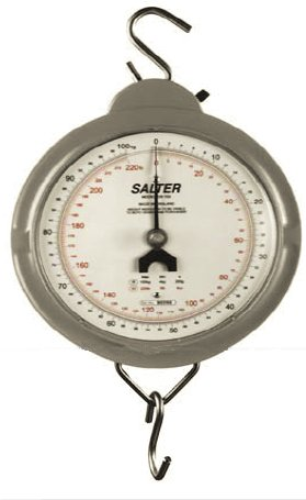Heavy Duty Hanging Dial Scale - die cast metal housing